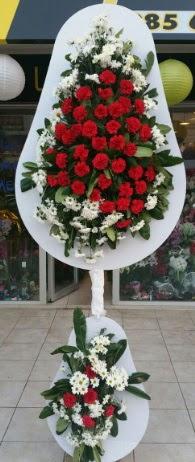 2 katlı nikah çiçeği düğün çiçeği  Kayseri çiçek ucuz çiçek gönder