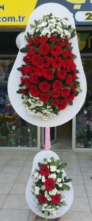 Çift katlı düğün nikah işyeri açılış çiçeği  Kayseri akkışla çiçek çiçekçi telefonları