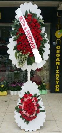 Çift katlı düğün nikah çiçeği modeli  Kayseri çiçek çiçek siparişi vermek