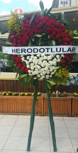 Cenaze çelengi cenazeye çiçek modeli  Kayseri çiçek çiçekçi mağazası
