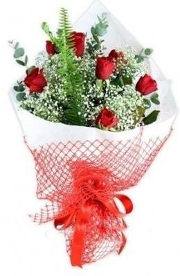 7 adet gülden kız arkadaşıma çiçek  Kayseri çiçek hediye çiçek yolla