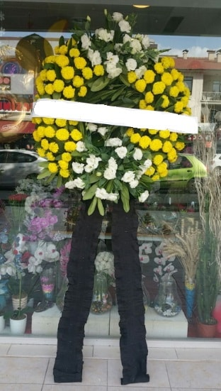 Cenaze çiçek modeli cenaze çiçeği  Kayseri çiçek hediye çiçek yolla