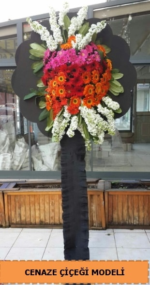 Karşıyaka mezarlığı cenaze çiçeği  Kayseri çiçek çiçekçi mağazası