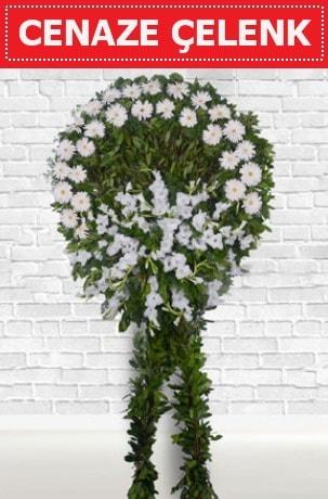 Cenaze Çelenk cenaze çiçeği  Kayseri çiçek çiçekçi mağazası