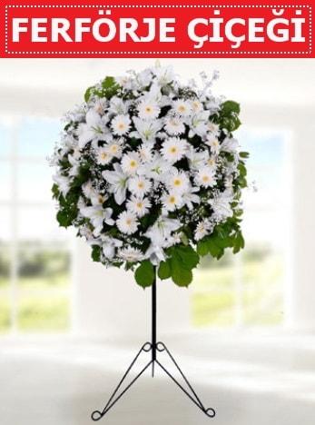 Ferförje aranjman çiçeği  Kayseri çiçek internetten çiçek satışı